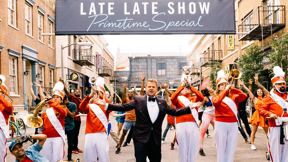 The Late Late Show with James Corden Primetime Special - Publicity - H 2017