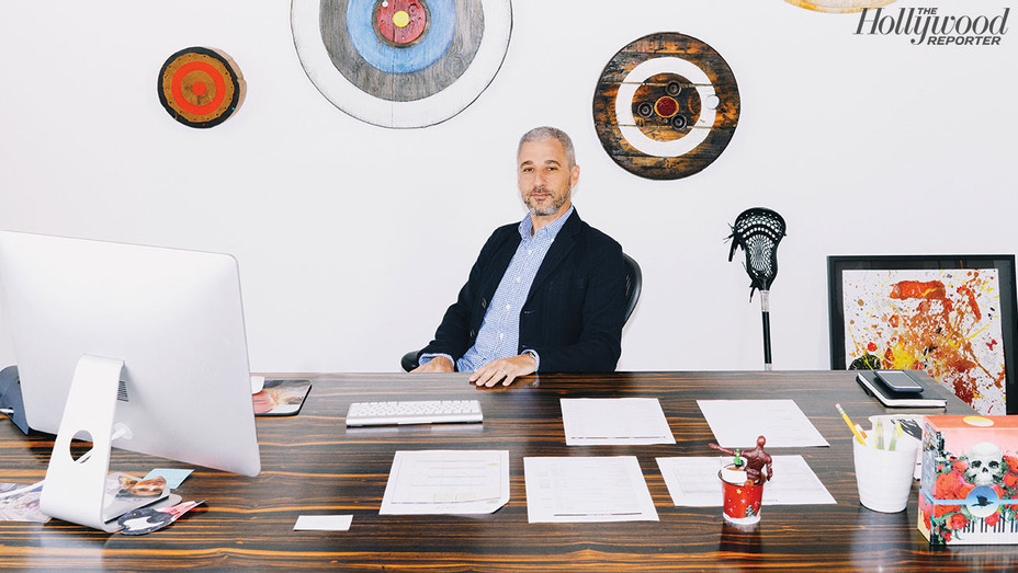 Matt Tolmach Executive Suite - Photographed by Adam Amengual - H 2017