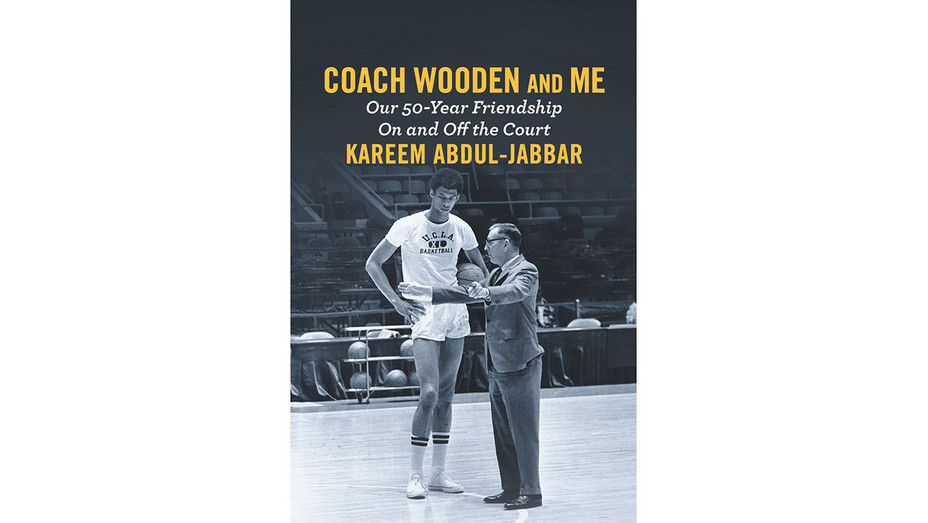 Coach Wooden and Me Cover Kareem Abdul-Jabbar - Publicity - H 2017