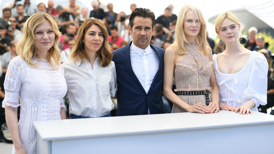 'The Beguiled' photo call Cannes - H 2017