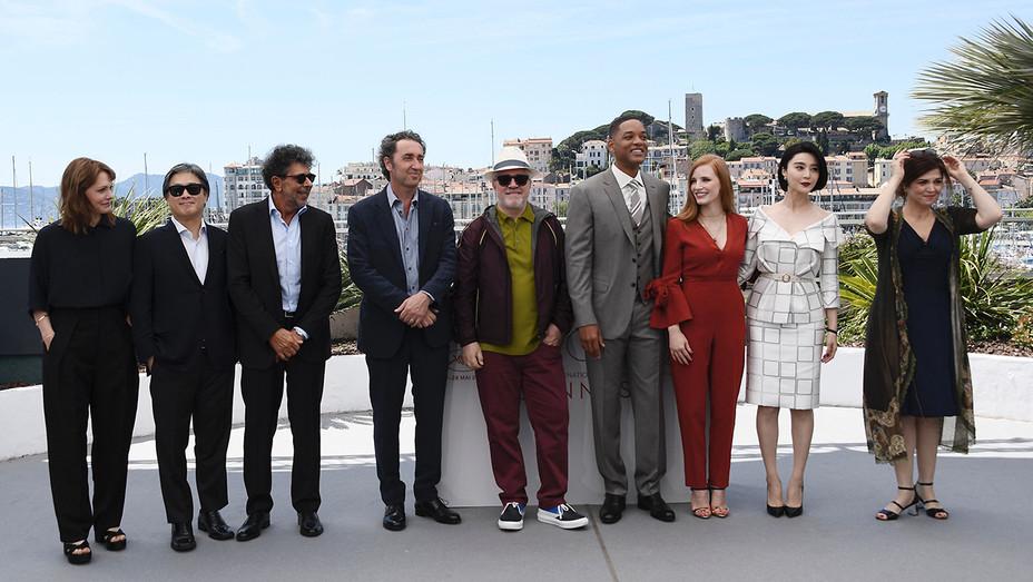 Cannes Jury - H 2017