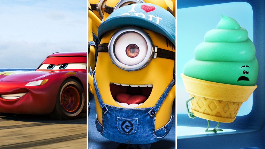 Cars 3, Despicable Me 3 and the Emoji Movie Still - Split - Publicity - H 2017