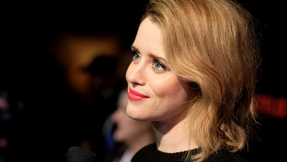 Claire Foy_2 - Getty - H 2017