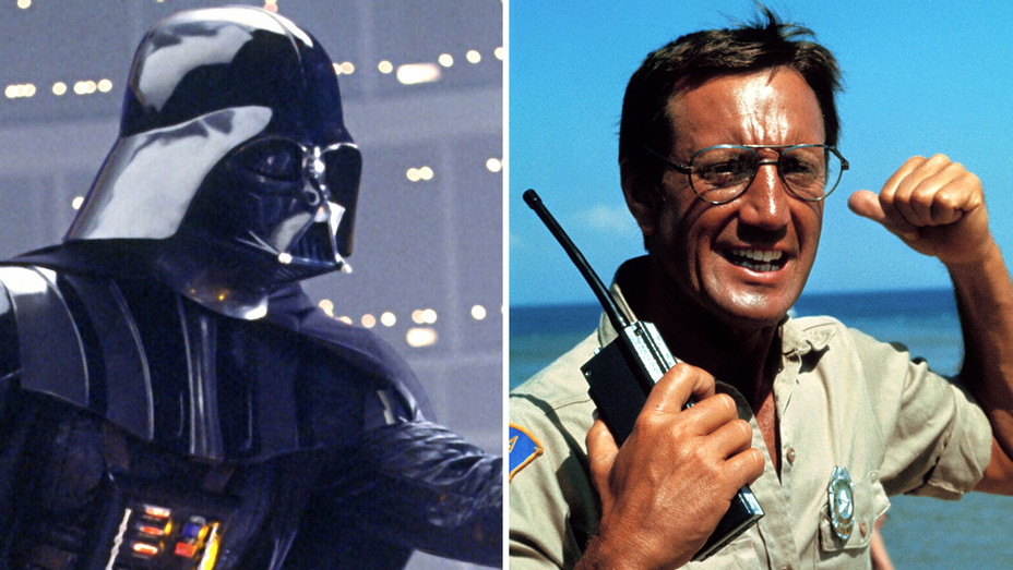 The Empire Strikes Back (1980) and Jaws (1975) -Split-Photofest-H 2017