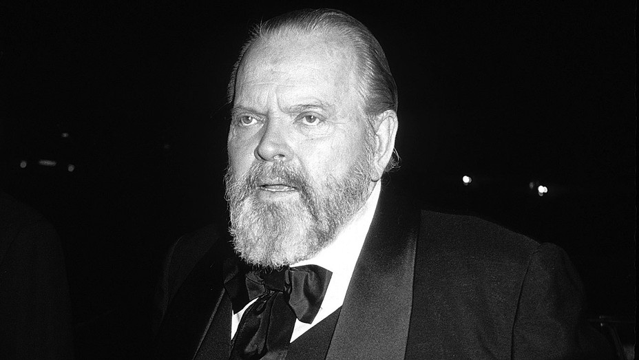 Orson Welles during The Guildhall British Film Institute 50th Anniversary -Getty-H 2017