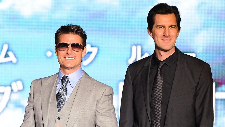 Tom Cruise and Joseph Kosinski - Oblivion Japan Premiere 2013 - Getty - H 2017