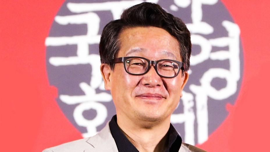 Kim Ji Seok Busan International Film Festival Director - Getty - H 2017