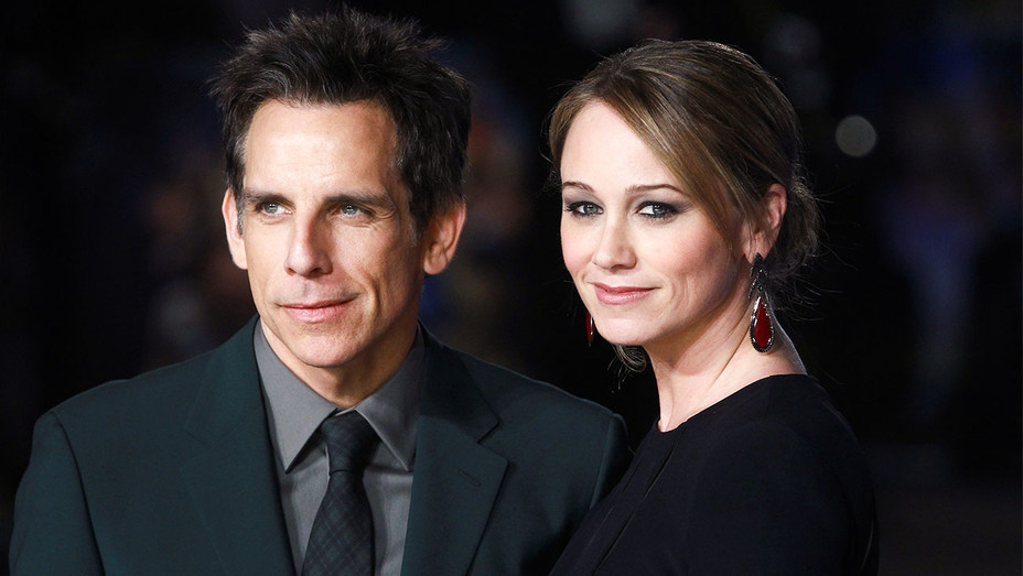 Ben Stiller and Christine Taylor - Night at the Museum UK Premiere - Getty - H 2017