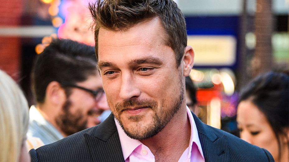 Chris Soules - Extra On Set - Getty - H 2017