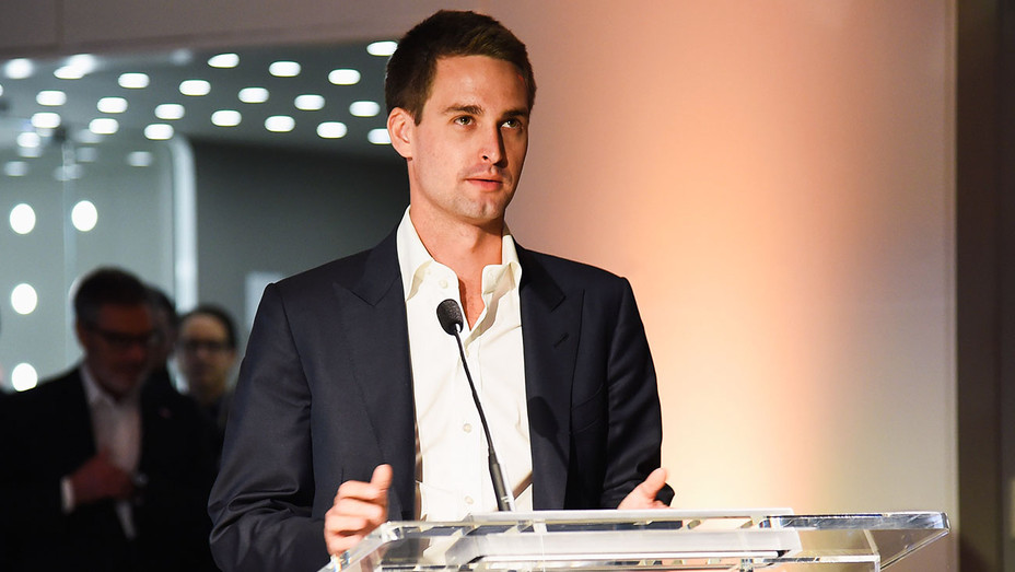 Evan Spiegel - iHeartMedia Soundfront - Getty - H 2017