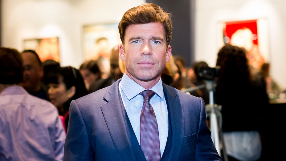 Taylor Sheridan - Writers Guild Beyond Words Reception - Getty - H 2017