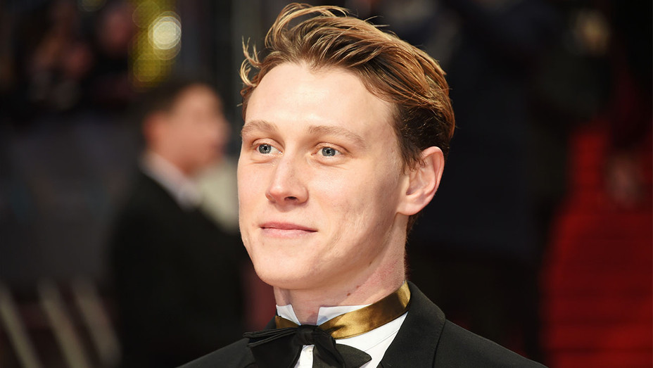 George MacKay - EE British Academy Film Awards Carpet - Getty - H 2017