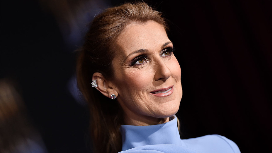 Celine Dion - Beauty and the Beast Premiere - Getty - H 2017