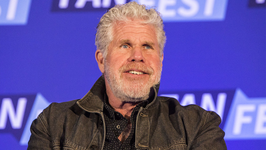 Ron Perlman - Walker Stalker Con Chicago - Getty - H 2017