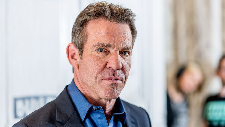 Dennis Quaid - Build Series Fortitude Talk - Getty - H 2017