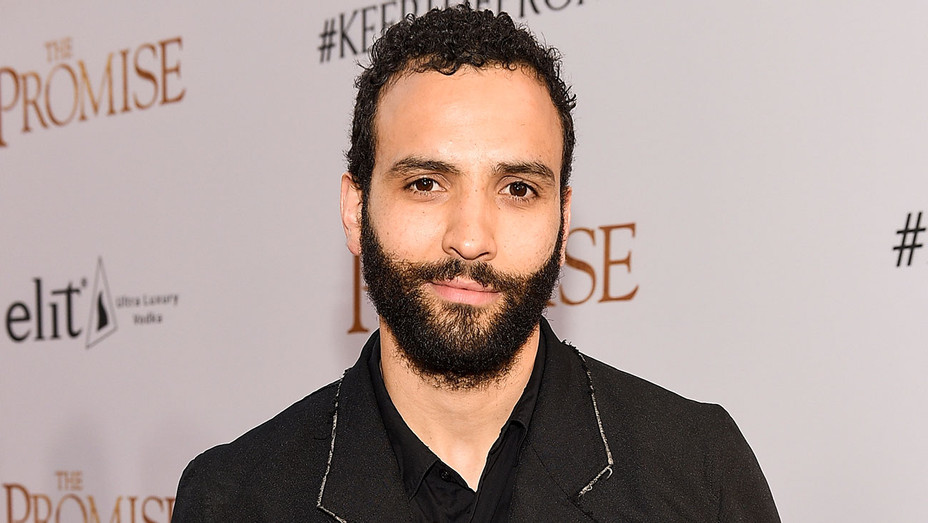 Marwan Kenzari - The Promise Premiere - Getty - H 2017