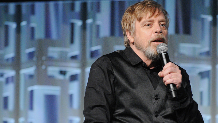 Mark Hamill - GETTY - H 2017