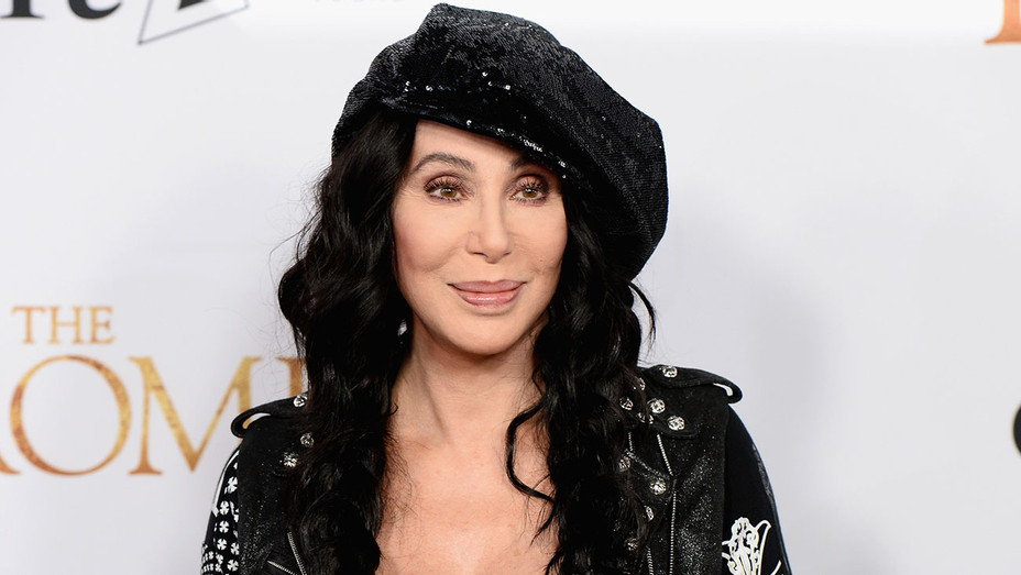 Cher - Los Angeles premiere of 'The Promise' -Getty-H 2017