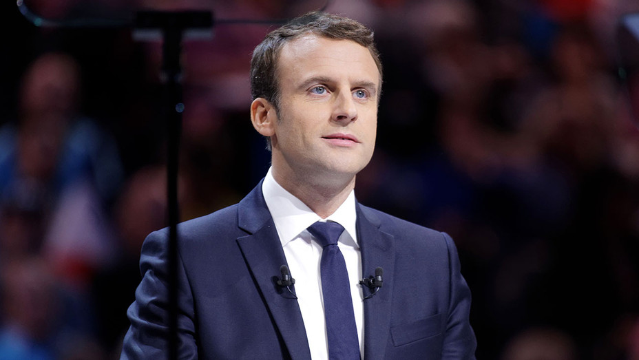 French presidential candidate Emmanuel Macron - April 17, 2017- Getty-H 2017