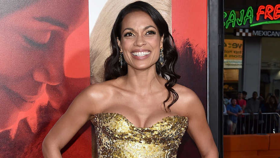 Rosario Dawson -Unforgettable -Getty-H 2017