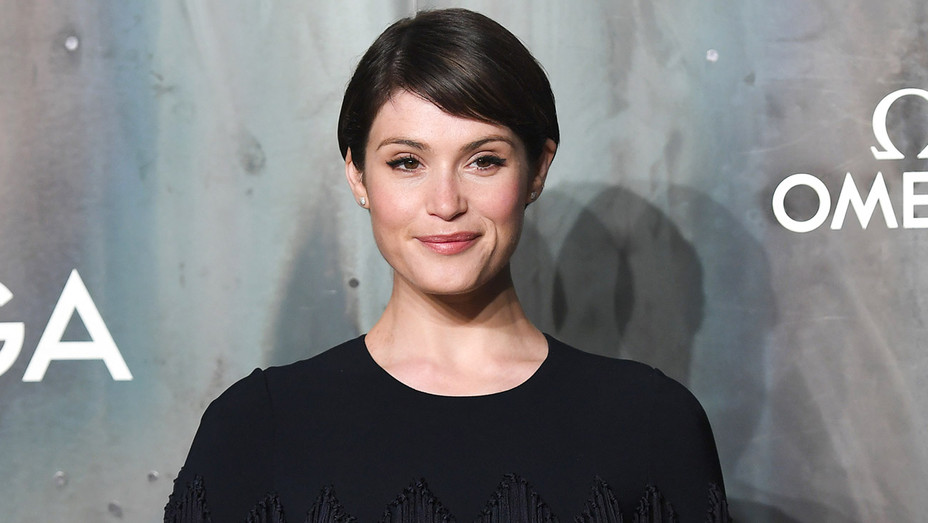 Gemma Arterton - Lost in Space Anniversary Party - Getty - H 2017