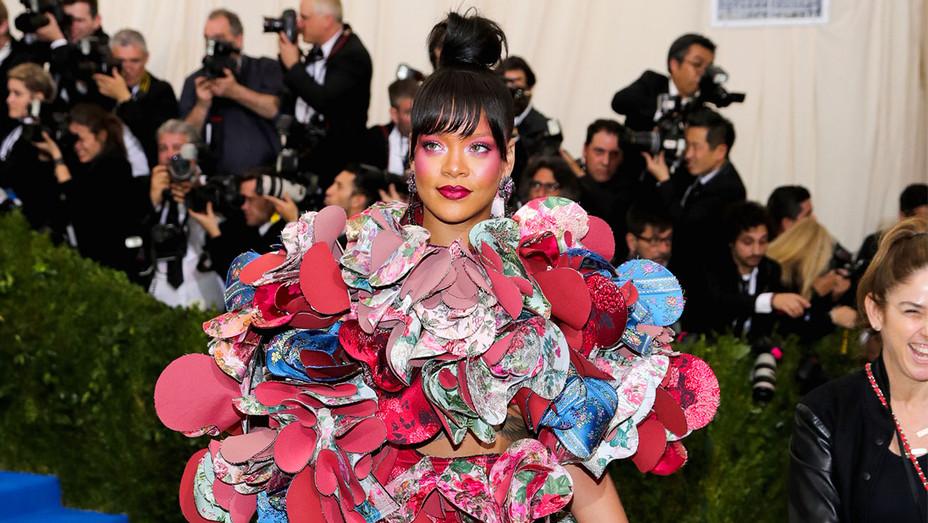 Rihanna Met Gala - Getty - H 2017
