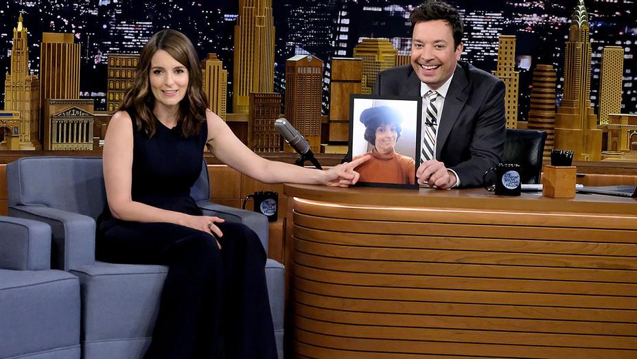 The Tonight Show Starring Jimmy Fallon - Tina Fey -  May 10, 2017 -Getty-H 2017
