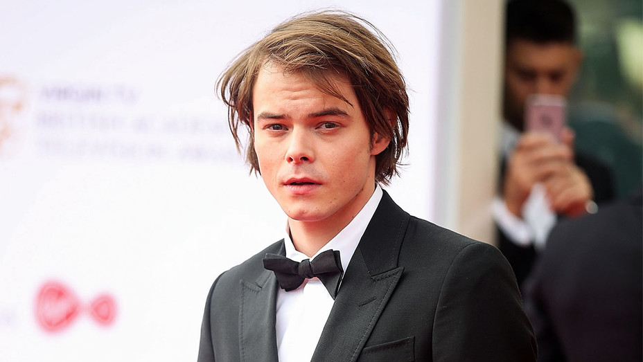 Charlie Heaton - BAFTA TV - Getty - H 2017