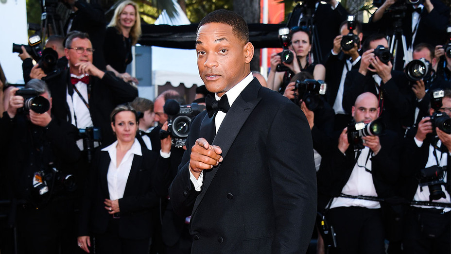 Will Smith - Cannes Ismael's Ghosts Screening - Getty - H 2017