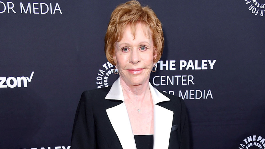 Carol Burnett attends the The Paley Honors - May 17, 2017 - Getty-H 2017