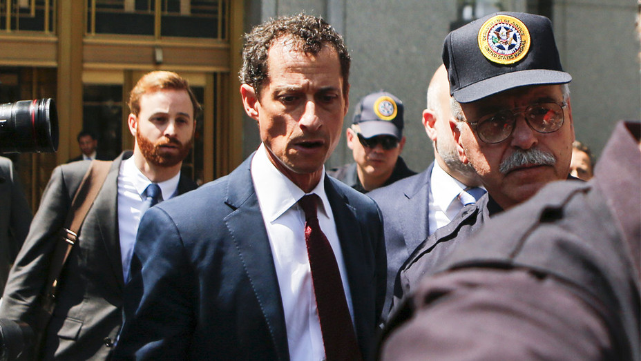 Anthony Weiner - Sexting Case Federal Court NYC - Getty - H 2017