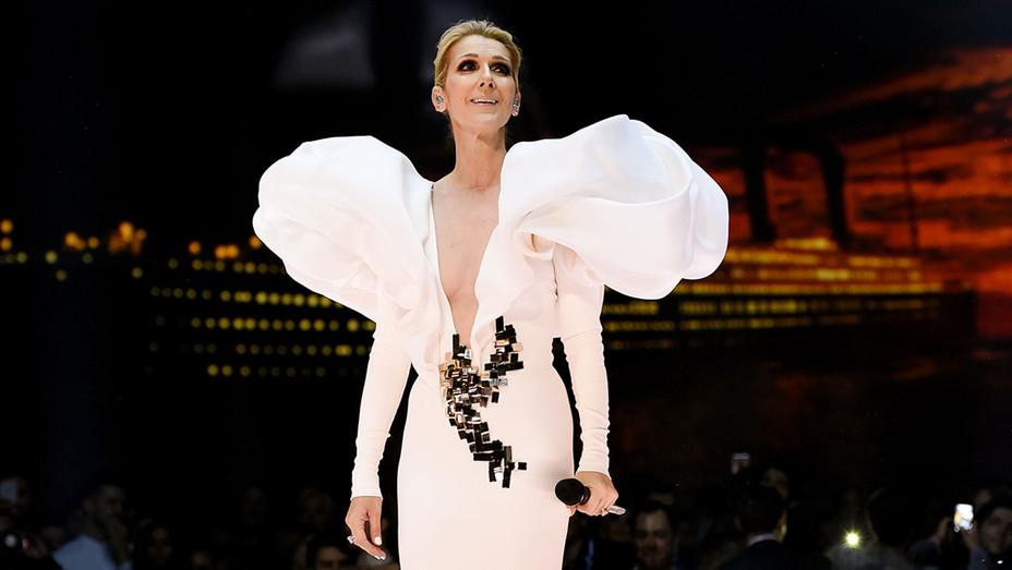 Celine Dion - 2017 Billboard Music Awards Performance - Getty - H 2017