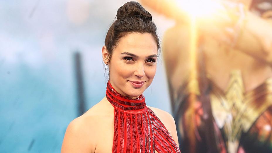 Gal Gadot - Los Angeles premiere of Wonder Woman - Getty-H 2017