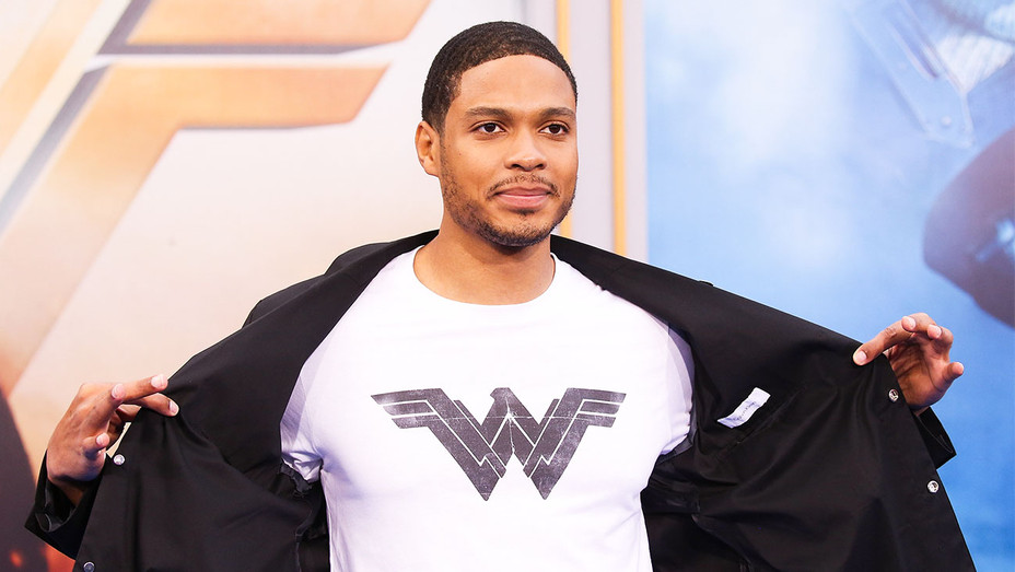 Ray Fisher - Wonder Woman Premiere - Getty - H 2017