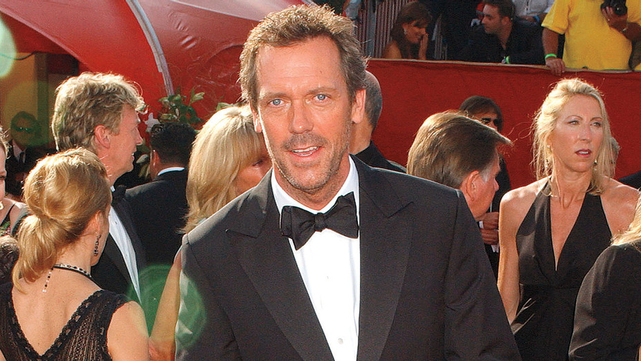 Hugh Laurie -The 57th Annual Emmy Awards - Arrivals - Getty-H 2017