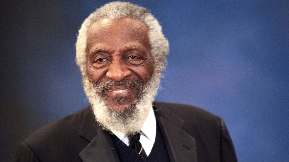 Dick Gregory -Comedian - Getty-H 2017