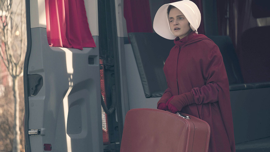 The Handmaid's Tale - The Bridge Episode 109 -Madeline Brewer- Publicity-H 2017