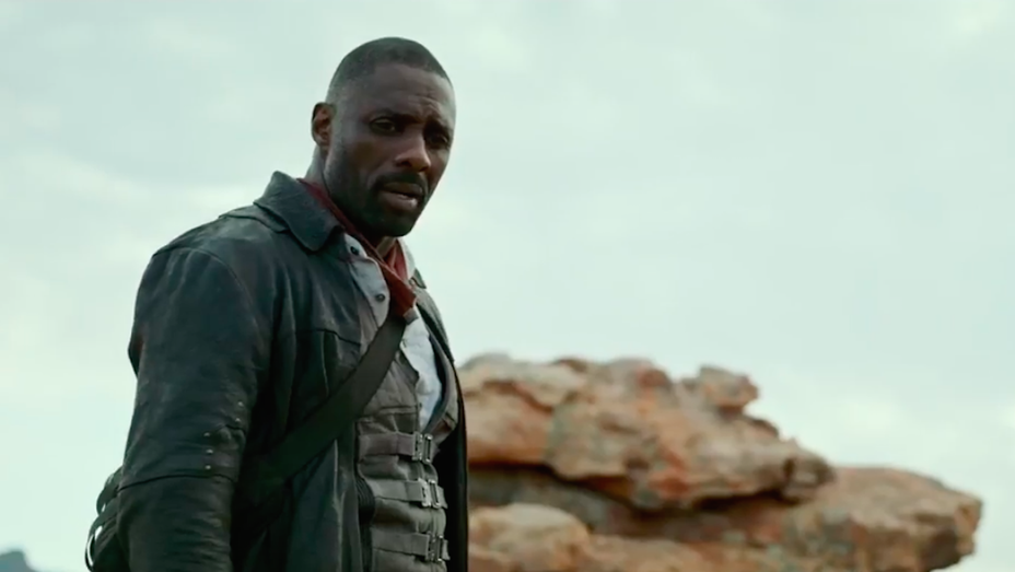 Idris Elba - The Dark Tower International Trailer Still - H 2017