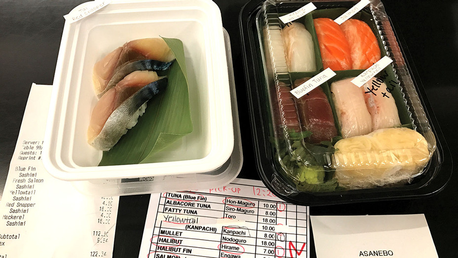 There's Something Fishy About Your Sushi - H 2017