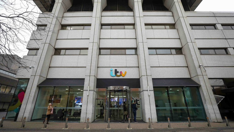 ITV headquarters in London - H 2017