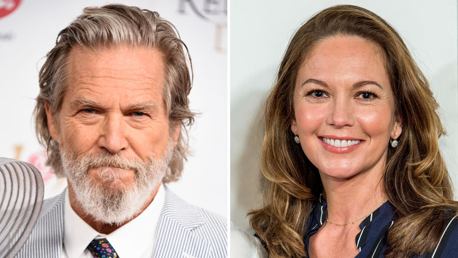Jeff Bridges and Diane Lane - Split - Getty - H 2017