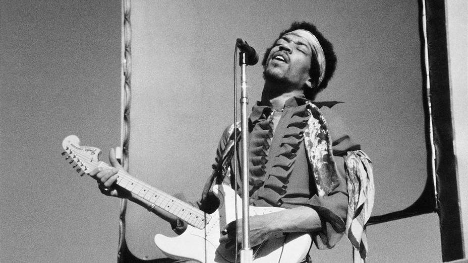 Jimi Hendrix performing - Photofest - H 2017