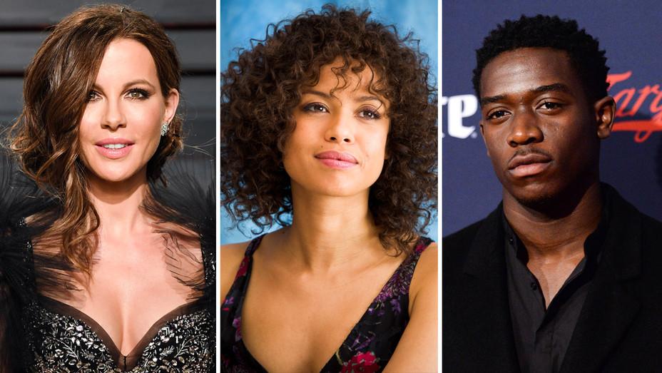 Kate Beckinsale, Gugu Mbatha-Raw and Damson Idris - Split - Getty - H 2017