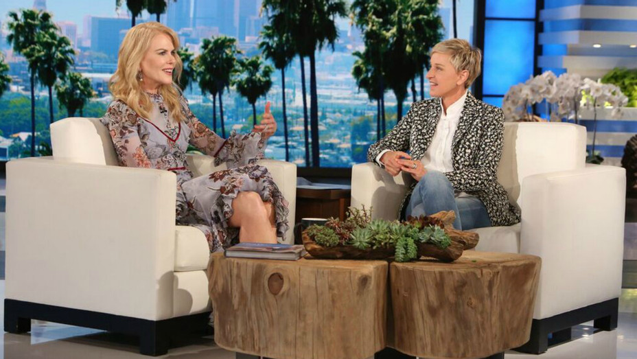 Nicole Kidman on Ellen - H 2017
