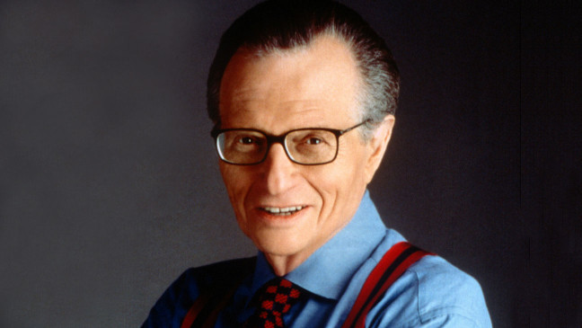 Critic's Appreciation: Larry King, an Interviewer Who Earned His Cultural Ubiquity