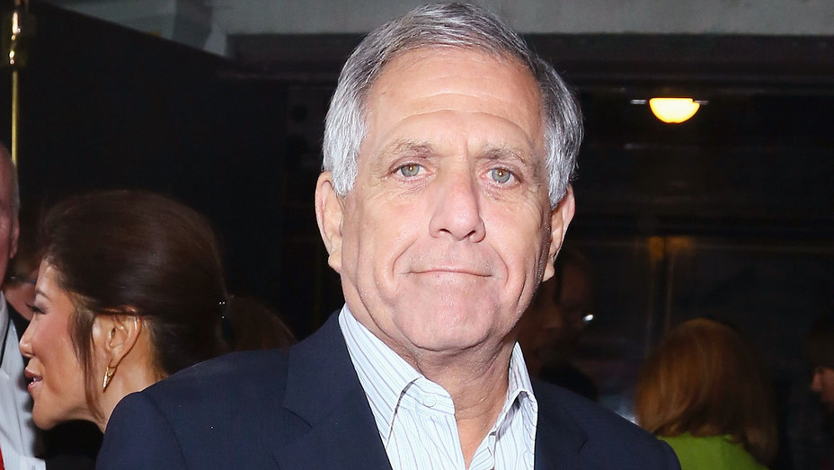 Leslie Moonves - Getty - H 2017