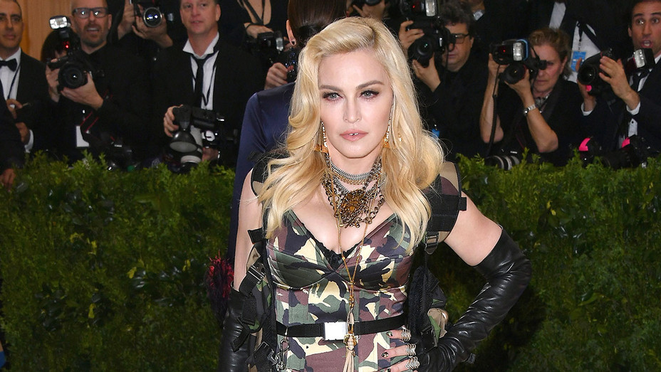 Madonna_MET Gala 2 - Getty - H 2017