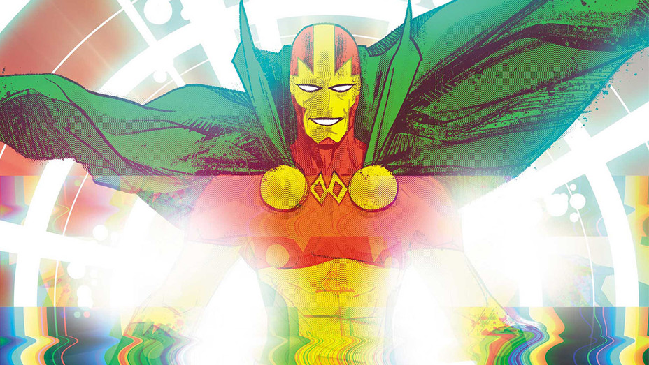 Mister Miracle Illustration - Publicity - H 2017