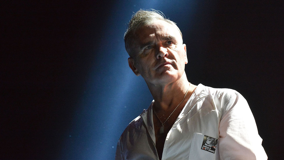 Morrissey - Getty - H 2017