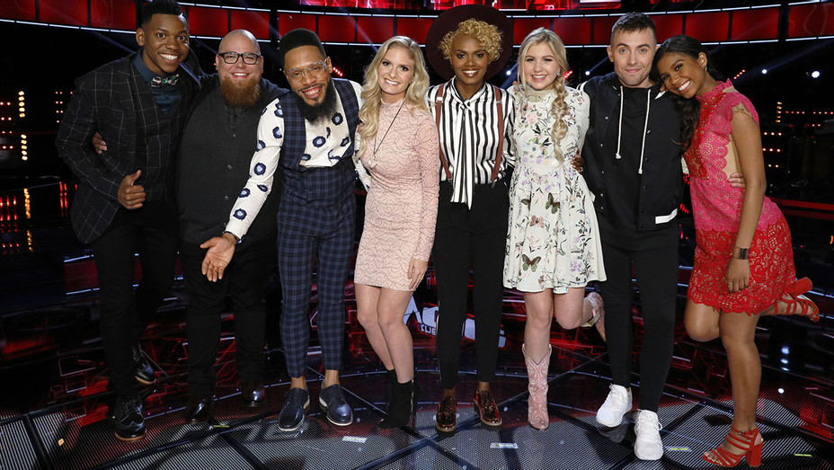 THE VOICE - Live Top 10  Episode 1217B - 12 Semifinals- Publicity-H 2017